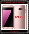 "Samsung galaxy s7 edge g935f original desbloqueado 4g lte teléfono móvil android octa core 5.5 ""RAM 4 GB ROM 12MP 32 GB 3600 mAh"