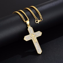 Gold Stainless Steel Masonic Symbol Freemason Free-mason Fashion Jewelry Mens 20-27 Curb CHAIN necklace