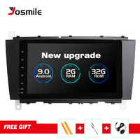 Android 9.0 Car DVD Stereo Player For Mercedes Benz W209 2005 2006 W203 C180 C200 C220 C230 C240 C250 C270 GPS Multimedia Wifi