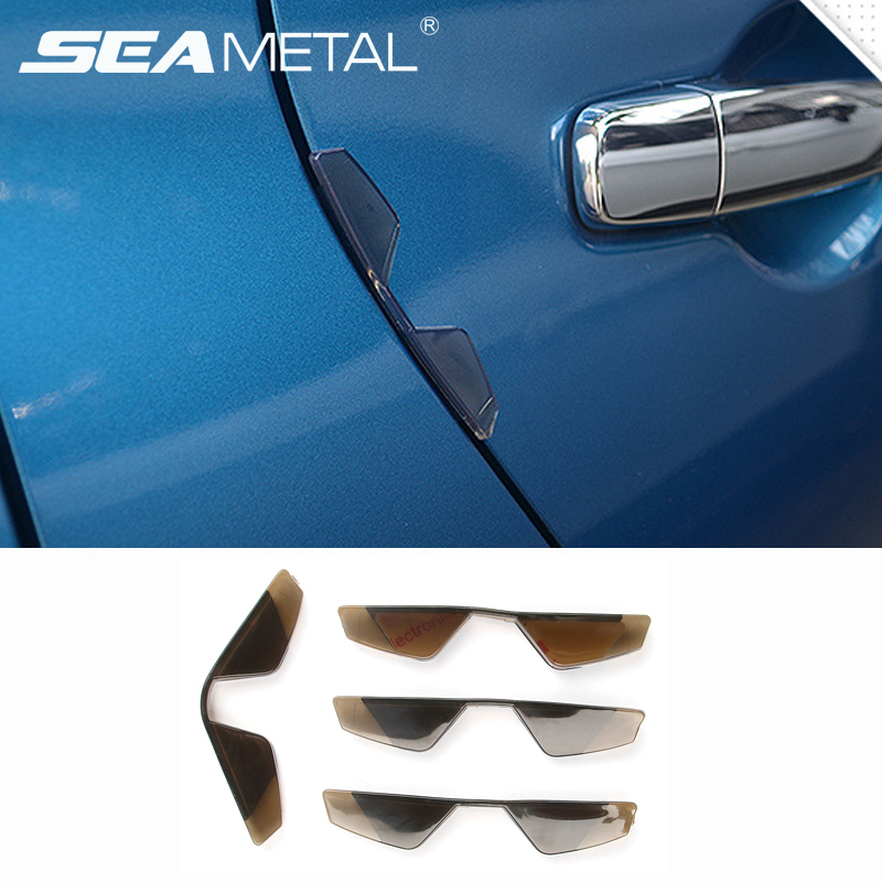 Car Auto Universal Door Protector Trim Edge Anti Rub Edge Corner Bumper Protect