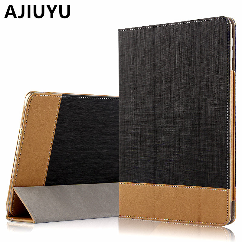 AJIUYU For iPad Air 2 Case Smart Cover Air2 9.7 inch Protective Protector Leather Tablet For Apple iPadAir2 Sleeve Cases Covers