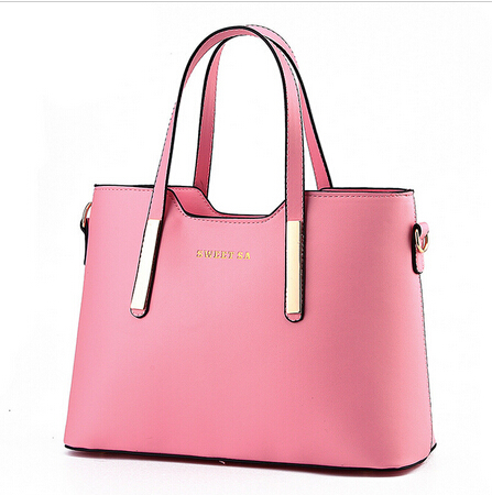 2498190c30 Aliexpress.com   Buy 2015 new model leather bag lady bag famous brands lady  tote bag handbag shoulder bag from Reliable ladies bags suppliers on  Charming ...