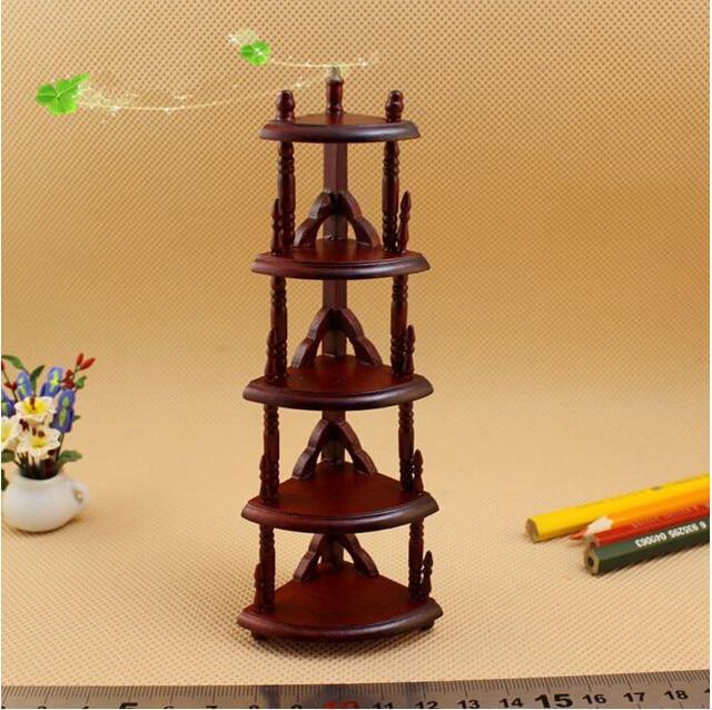 Новый Дизайн BJD Куклы Деревянные Полки Аксессуары для Куклы Игрушки, Кукла Мебель Миниатюрные Кукольный Домик Аксессуары