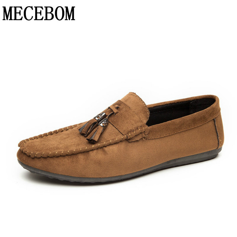 Men's fashion tassels loafers casual shoes breathable slip-on flats business shoes hombre zapatos size 39-44 sA82M fashion nature leather men casual shoes light breathable flats shoes slip on walking driving loafers zapatos hombre