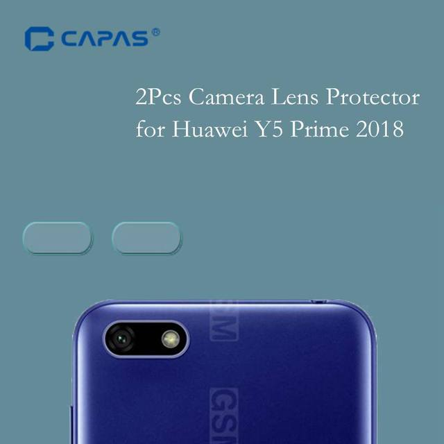 US $4 99 |2pcs For Huawei Y5 Prime (2018) Camera Lens Protector Back Camera  Screen Tempered Glass For Huawei Y5 2018 Anti scratch Film-in Phone Screen