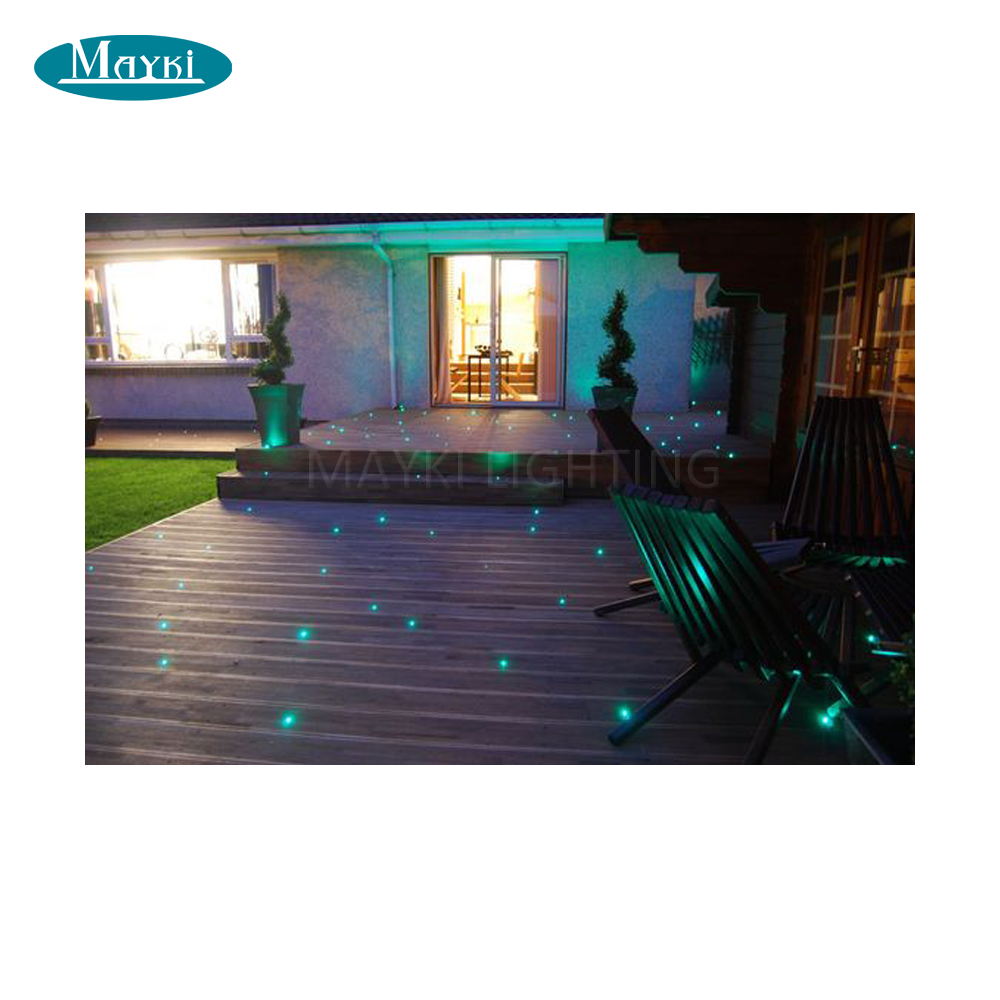 Outdoor Fiber Optic Lighting Maykit outdoor fiber optic light with cree chip 5w twinkle white maykit outdoor fiber optic light with cree chip 5w twinkle white led60pcs 10mm sheathed end emitting fibredim remote control workwithnaturefo