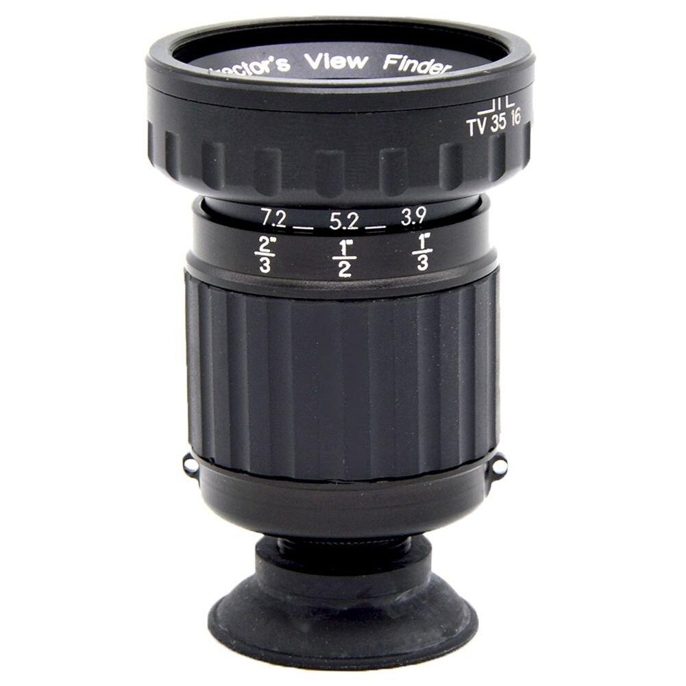 ADX Rotate Zoom Professional Directors Metal HD Viewfinder with 11x ZoomADX Rotate Zoom Professional Directors Metal HD Viewfinder with 11x Zoom