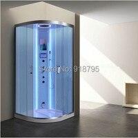 Hơi sang trọng vách tắm phòng tắm tắm hơi cabin tắm có vòi massage đi bộ-trong phòng tắm hơi phòng 8062