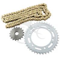 Chain and Sprocket Set Kit For KAWASAKI VN800 C1 C2,E1 E6,DRIFTER 1999 2006 SUZUKI GSX R 1300 R 99 07 06 05
