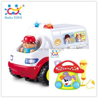 Brinquedos Bebe Eletronicos Learning Toys Ambulance Music Jukebox Free Shipping Huile Toys 836 668