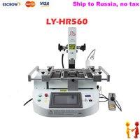 Freeshipping To Russia No Tax LY BGA Rework Station HR560 BGA Welding Machine 3 Temperature Areas