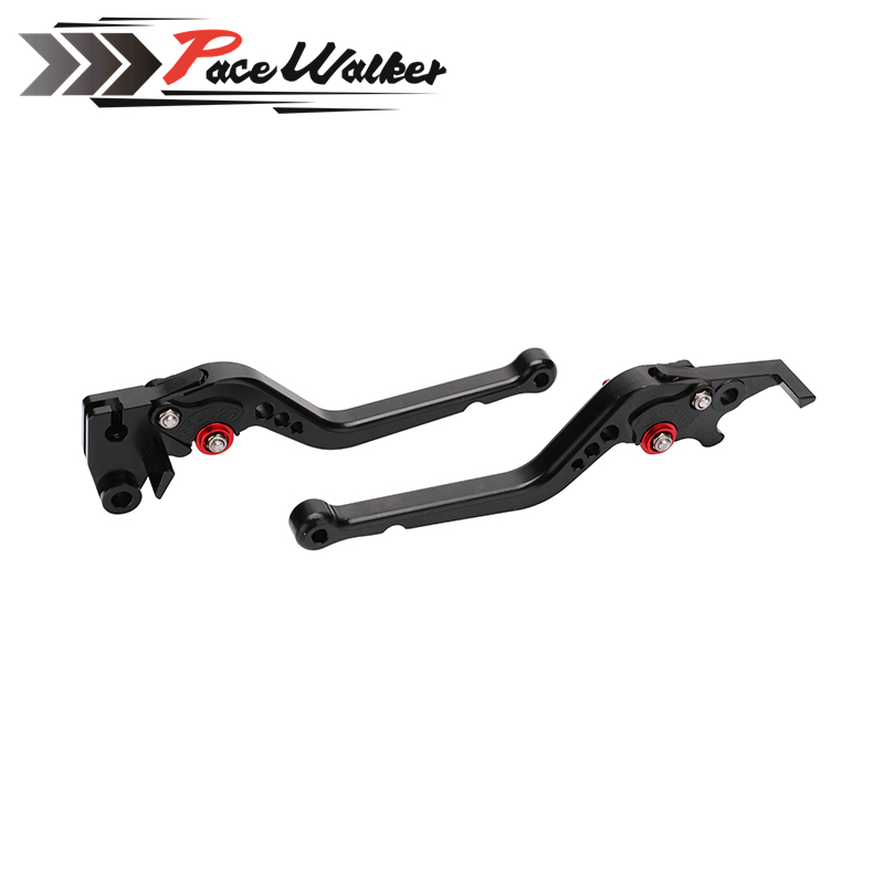 FREE SHIPPING CNC Motorcycle Long Brake Clutch Levers 08
