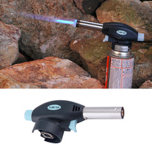 HW2016 NEW arrival  Portable Outdoor BBQ Camping Welding Flamethrower Butane Gas Torch