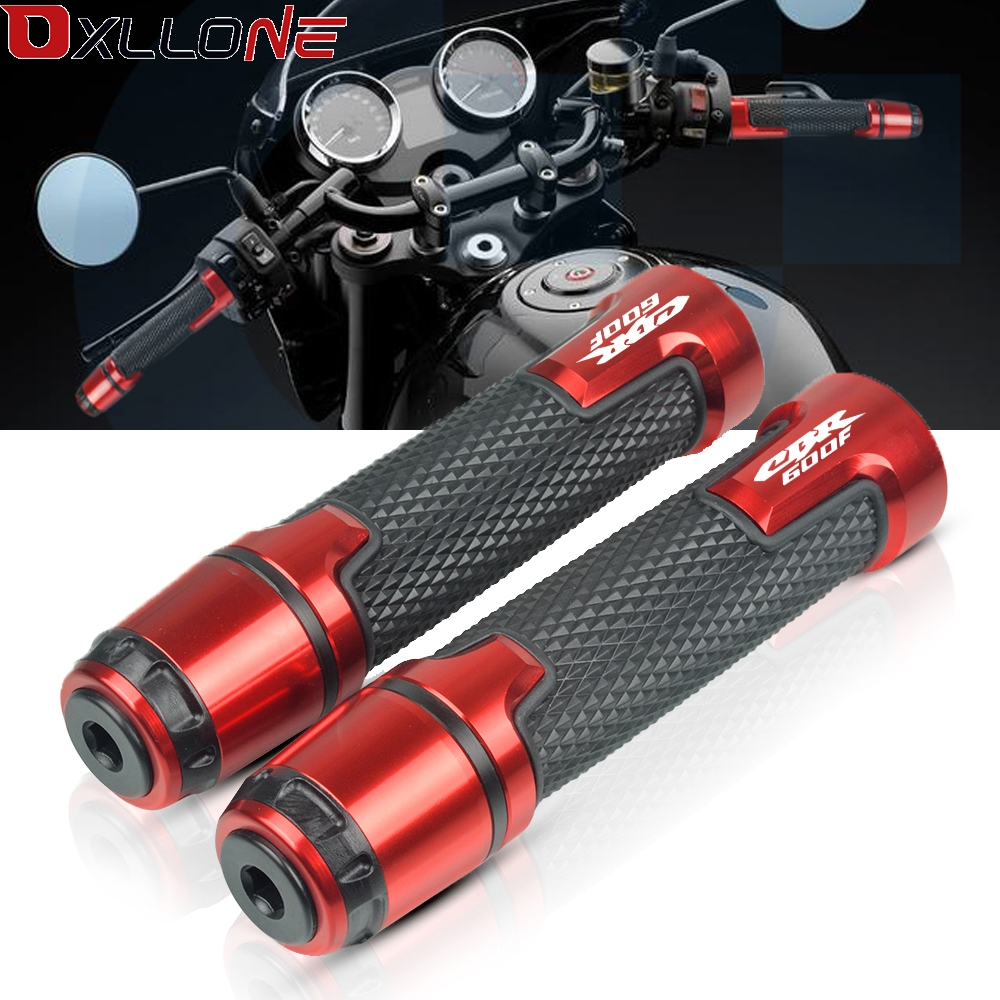 Motorcycle CNC Aluminum Hand Bar Protector Motor Hand Bar Grips Motorbike Hand Grip For Honda CBR600F CBR 600F 2011 2012 2013