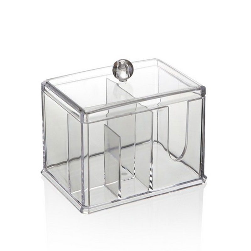 Online Shop New Transparent Crystal Makeup Jewelry Storage Box Cosmetic S&le Boxes | Aliexpress Mobile  sc 1 st  AliExpress.com & Online Shop New Transparent Crystal Makeup Jewelry Storage Box ... Aboutintivar.Com