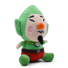 Anime The Legend of Zelda Tingle Doll Plush Soft Stuffed Baby Toy Great Christmas Gift For Children все цены