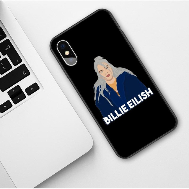 BILLIE EILISH IPHONE CASE (13 VARIAN)