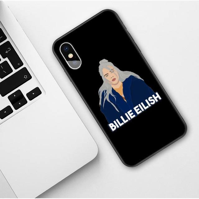 BILLIE EILISH IPHONE CASE (13 VARIAN)