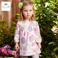 Db4388 davebella primavera nuevo vestido floral de las muchachas a line vestido de fantasía hermosa