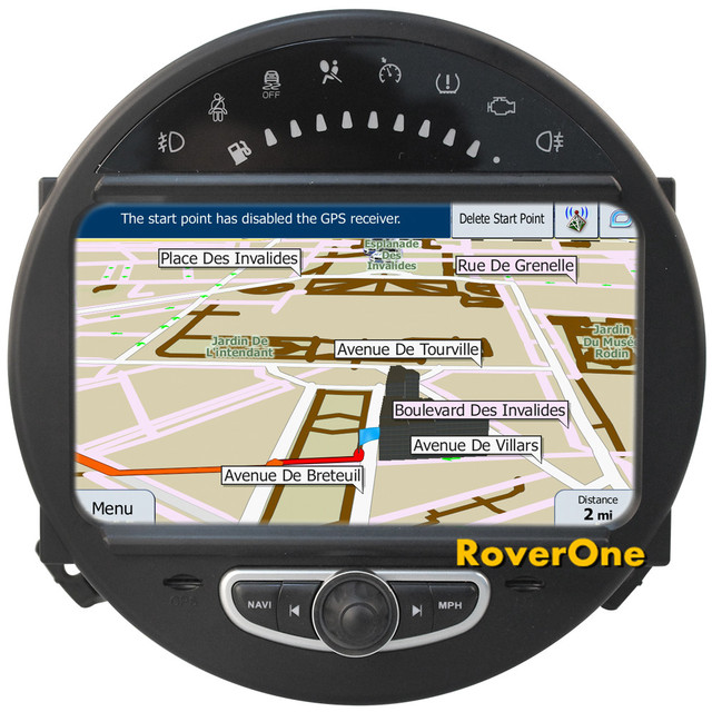 Roverone Android 71 For Bmw For Mini Cooper Car Tuning Styling