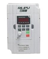 RiiIPu 0.75KW monophasé 220 V entrée trois-phase 380 V Sortie Mini Onduleur convertisseur de fréquence avec Anglais Manuel de l'utilisateur