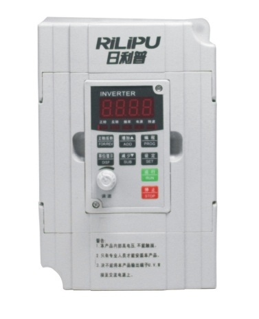 RiiIPu 0.75KW single-phase 220V input three-phase 380V Output Mini  Inverter frequency converter with English User's Manual three phase general frequency converter 2 2kw 380v three phase motor warranty 18 delta