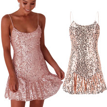 7f21efacc6 Compare Prices on Rose Gold Sequin Prom Dress- Online Shopping/Buy ...