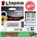 Kingston usb 3.0 Metal 135MB/R 40MB/W wholesale flash pen 8gb 16gb 32gb 64gb pendrive memoria mini key caneta memory stick lot
