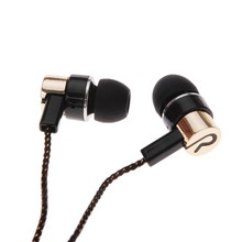 Hot Sale Universal Mini In Ear Sport Stereo Earphone Headphone To Ear With Mic For Samsung