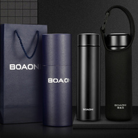 Boaoni Thermo Mug Thermos Bottle Strainless Steel Tumbler Insulation Vacuum Flasks Thermoses For Tea Termos Thermocup