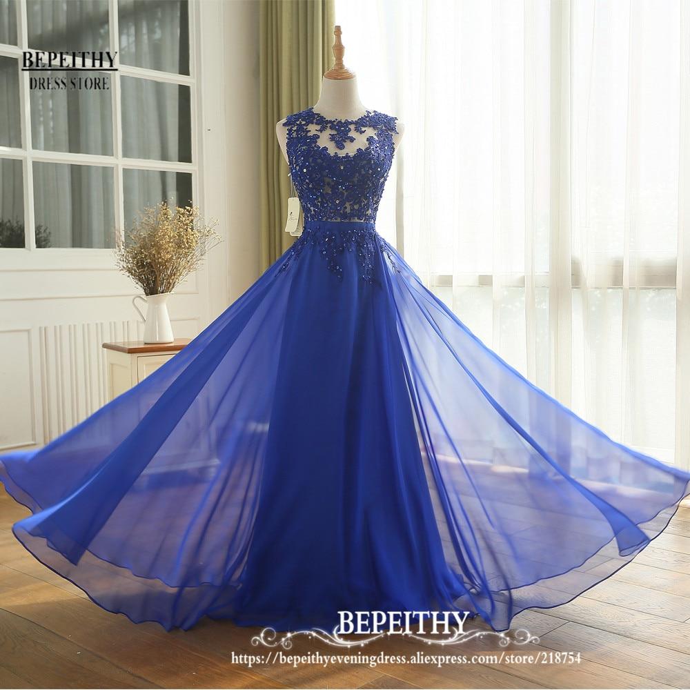 Novi Dolazak Čipka Top Long Prom haljina Vestido De Festa Longo - Haljina za posebne prigode - Foto 4