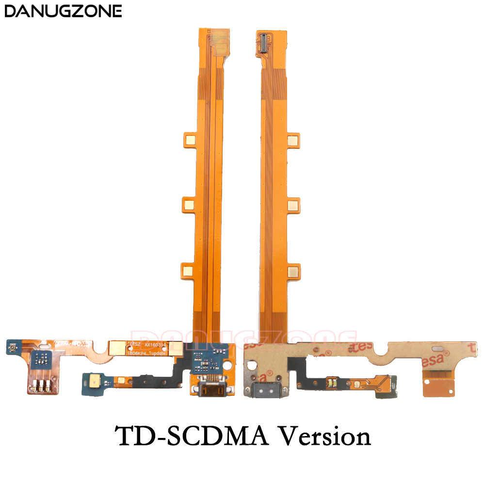 USB Pengisian Dock Konektor Charge Port Soket Jack Plug Kabel Fleksibel untuk Xiao Mi Mi 3 Mi 3 M3