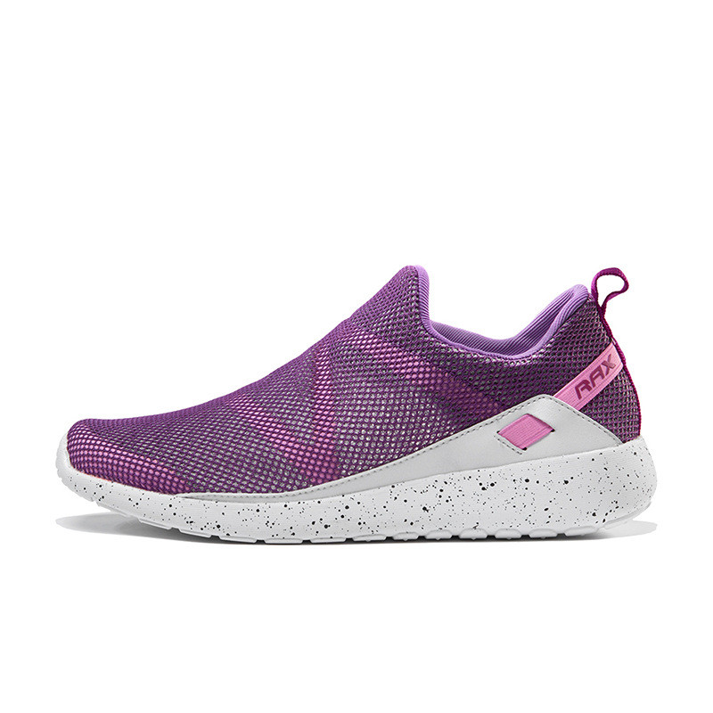 2018 new RAX spring walking shoes women breathable outdoor shoes non-slip climbing shoes leisure hiking shoes  wear 2018 merrto womens walking shoes non slip breathable outdoor sport shoes for women color red purple grey free shipping mt18631