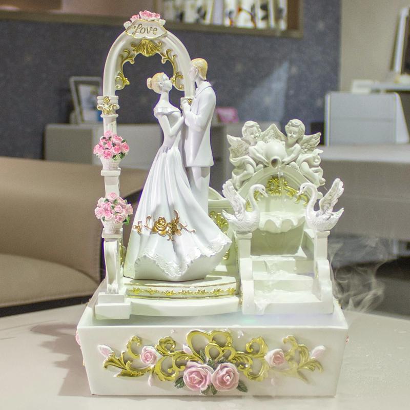 miel regalo de boda de calidad fuente de agua decoracin regalo habitacin adorno florero con
