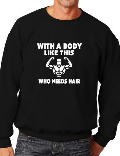 07bebe5c Me Boss You Wife Mens Funny Birthday Gift Sweatshirt Jumper More Size and  Color-E157