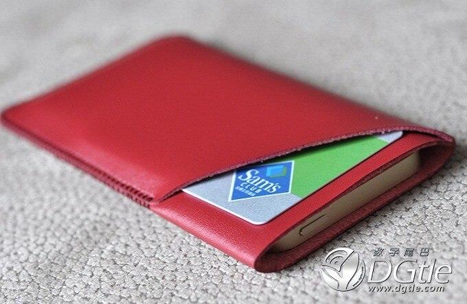Lyx Microfiber Läder Ärm Fodral Väska Fodral för Motorola Moto Z - Reservdelar och tillbehör för mobiltelefoner - Foto 5