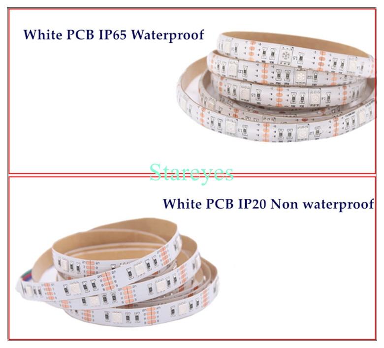 HTB11FQNaljTBKNjSZFNq6ysFXXam SMD 5050 RGB LED Strip DC 5V USB LED Light Strips Flexible IP20 IP65 Waterproof Tape 1M 2M 3M 4M 5M add Remote For TV Background