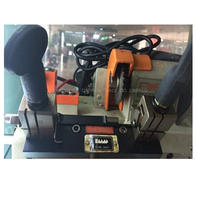 Practical Key Cutting Machine 219A 40W Key Duplicating Machine Useful Key Machine Locksmith Tools