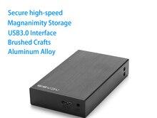 Acasis DT-S2 USB3.0 eSATA 2.5″ Dual Hard Drive Disk Raid Enclosure Support 2TB HDD RAID0 RAID1 JBOD SPAN Aluminum Alloy 5Gbps