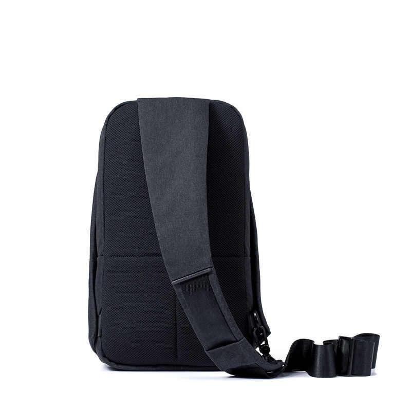 Оригинальный Xiaomi Mi рюкзак, городской рюкзак для отдыха, сумка для мужчин и женщин, маленький размер, наплечный тип, унисекс, рюкзак, сумки