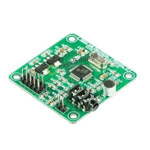 VS1053 Module de développement MP3 avec fonction d'enregistrement embarquée Interface SPI filtre de Signal de contrôle d'enregistrement de codage OGG