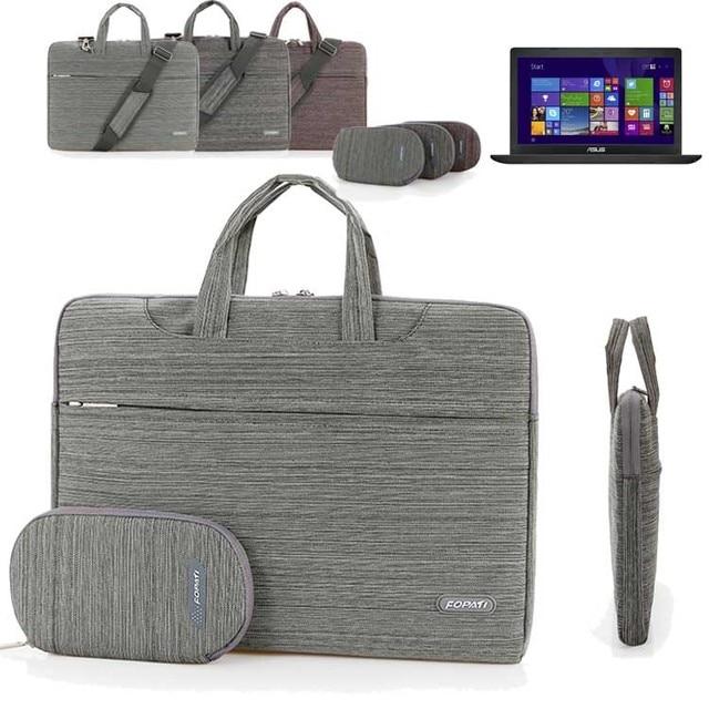 9b84232996a2 Brand New Laptop Shoulder Bag 15 inch Portable Notebook Sleeve Case for  Asus X540LA  K501UX
