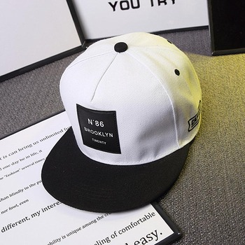 Solid Color Patch Snapback