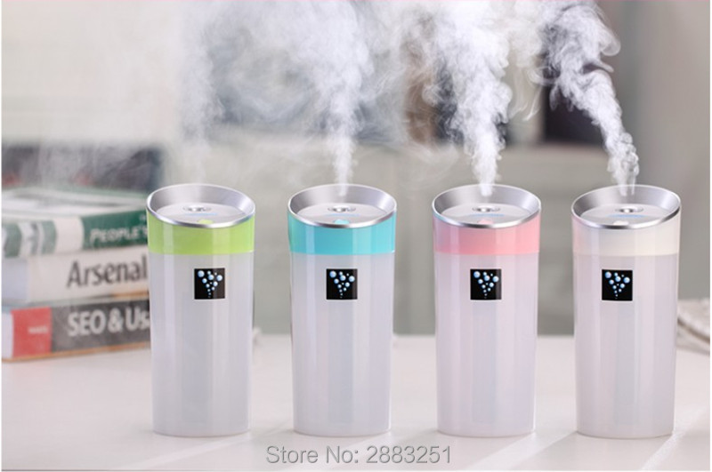 Styling Mini Portable USB Car Anionic Humidifier Air Purifier for <font><b>BMW</b></font> e46 e90 e39 f30 f10 e36 e60 x5 e53 f20 e34 <font><b>x3</b></font> <font><b>Accessories</b></font> image