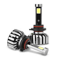 Super Bright Car Headlights N7 9005 1 Set 80W Set 40W Each Bulb CREE Chip LED