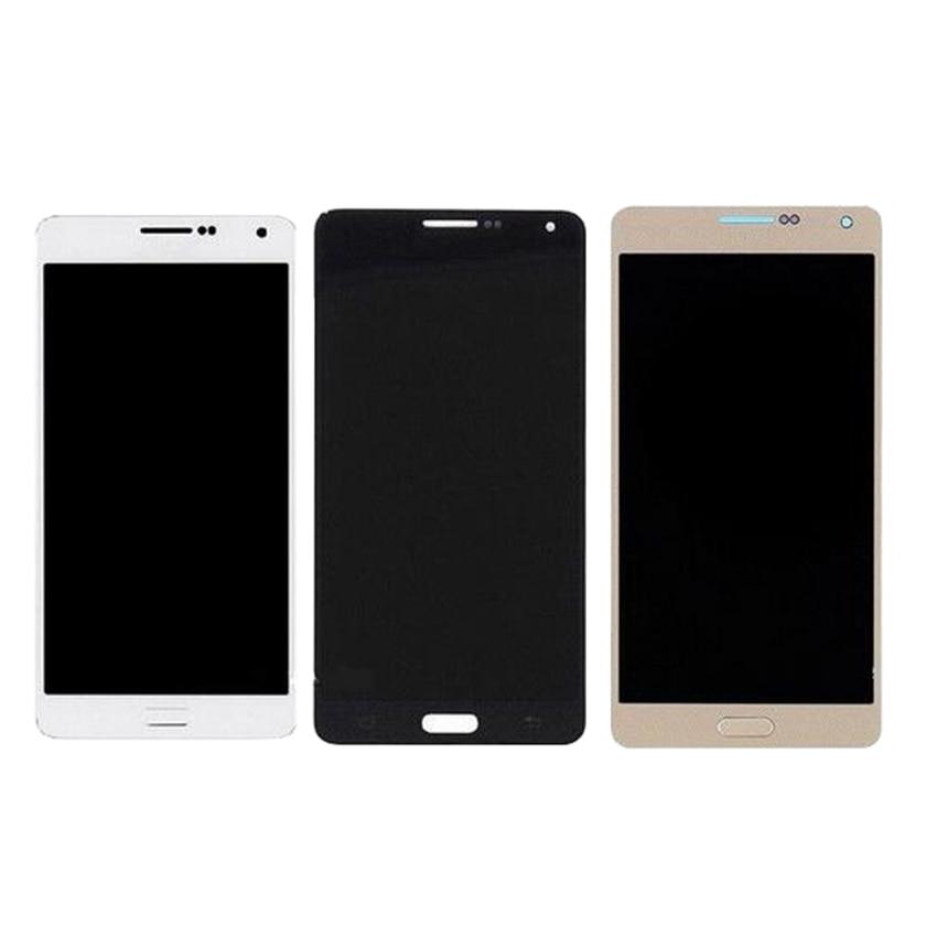 Для Samsung Galaxy A7 2015 A700 SM-A700F A700H A700K A700S A700L A700FD Сенсорный экран планшета + ЖК-дисплей Дисплей набор для монитора