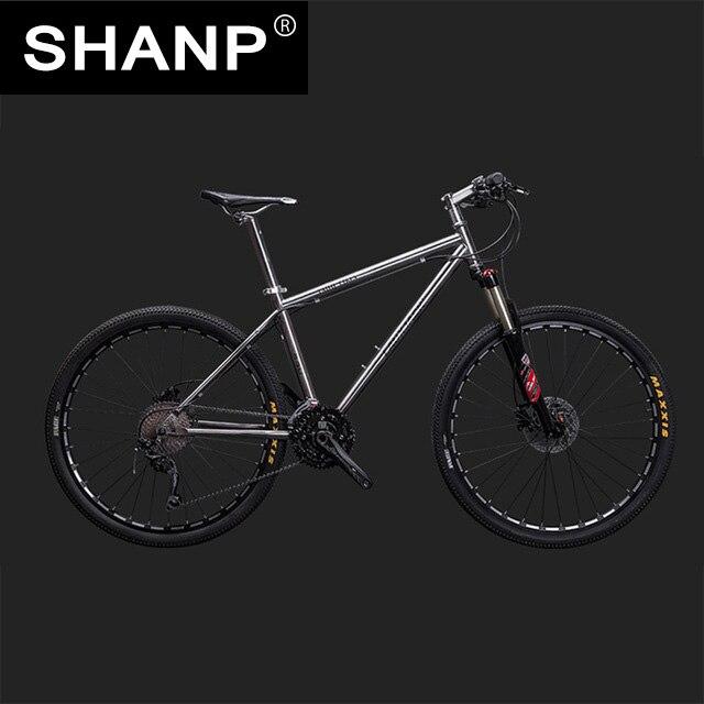 LAUXJACK Shimano XT M8000 Suite 33 Speed Mountain Bike And Bike Riding Tit Bicycle Circuit Series