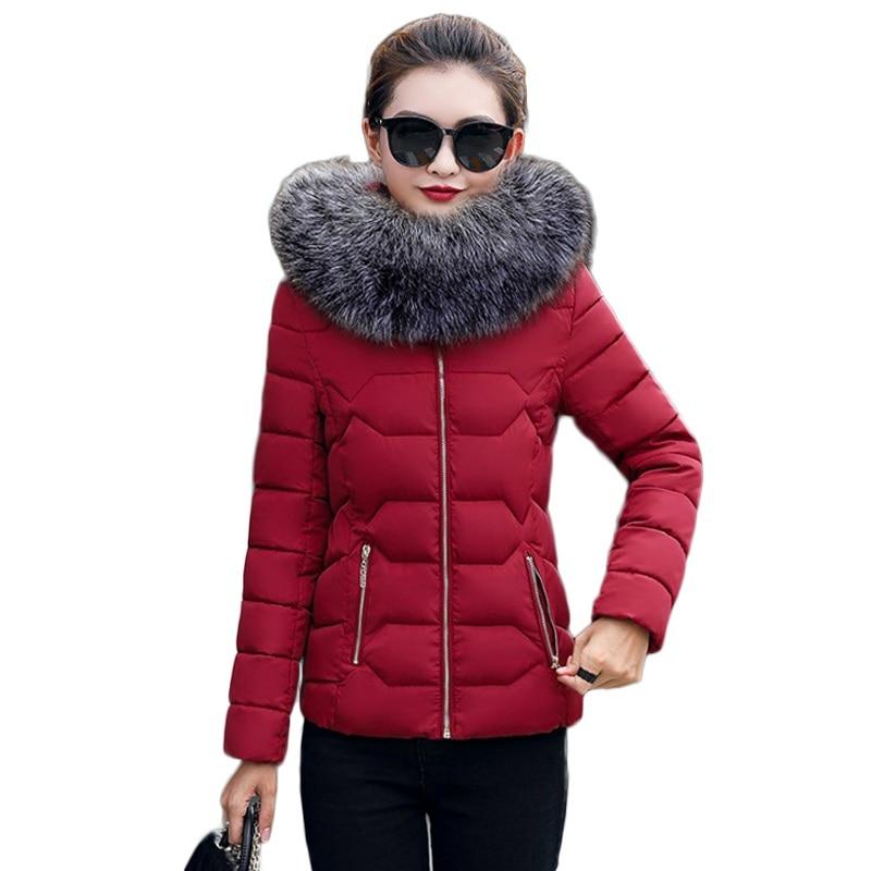 eecc21bd7 Abrigo Invierno Chaqueta Femenina Mujer 2018 De Para Nueva Moda qpwra7qS