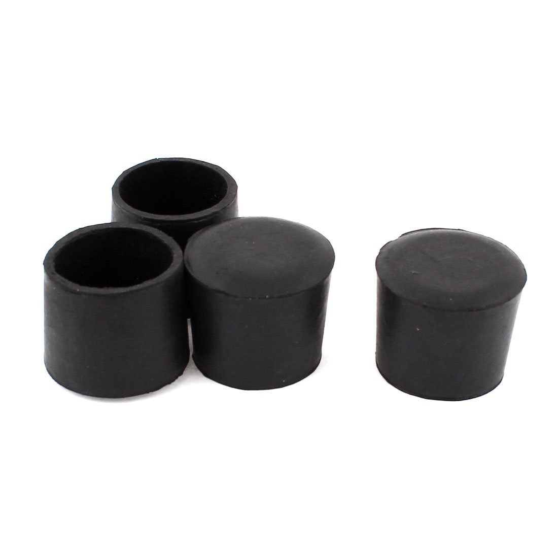 Furniture, Protectors End Cap, Round 38 Mm, 4 Pieces