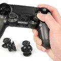 100 pcs módulo de preto 3d joystick analógico vara para sony para playstation controlador analógico para dualshock 4 thumbsticks